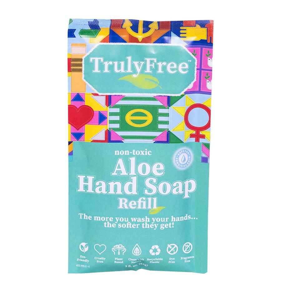 2 Pack Aloe Hand Soap