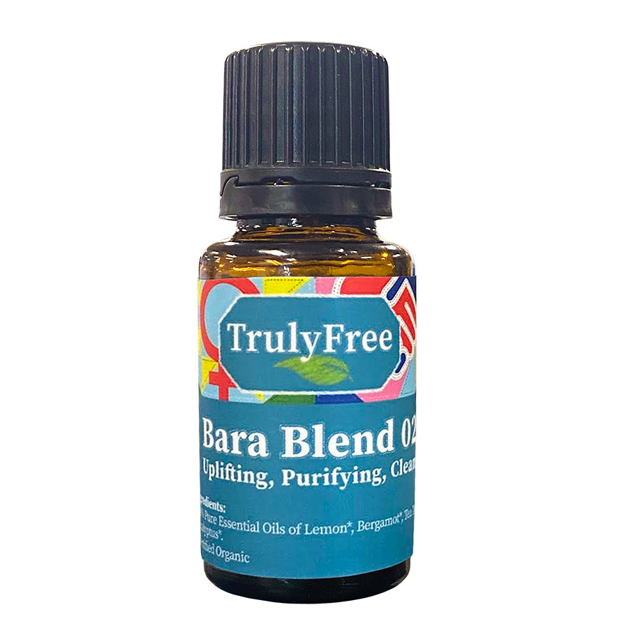 Bara Purifying Blend 02
