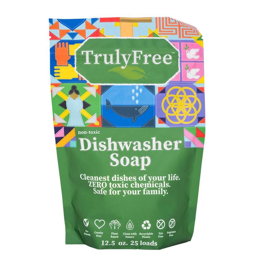 25 Loads Dishwasher Soap 2 Pack