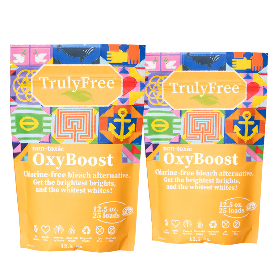 25 Loads Oxyboost 2 Pack