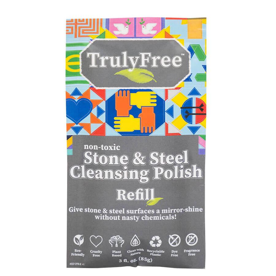 Stone & Steel Cleansing Polish