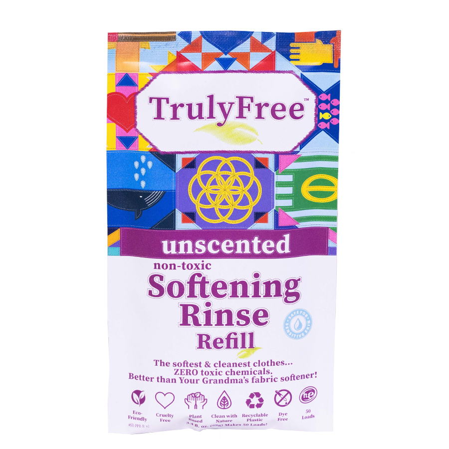 Unscented Laundry Rinse
