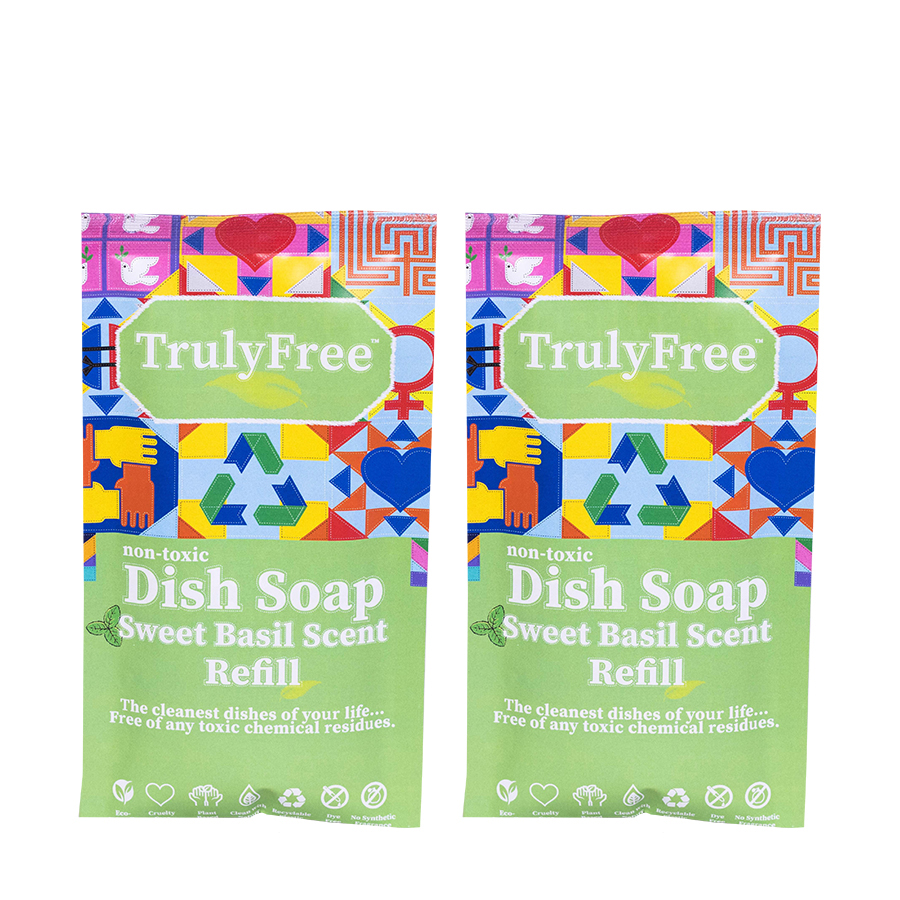 2 Pack Dish Soap