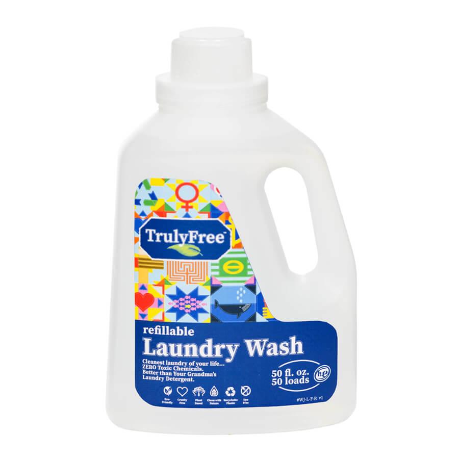Laundry Wash Jug