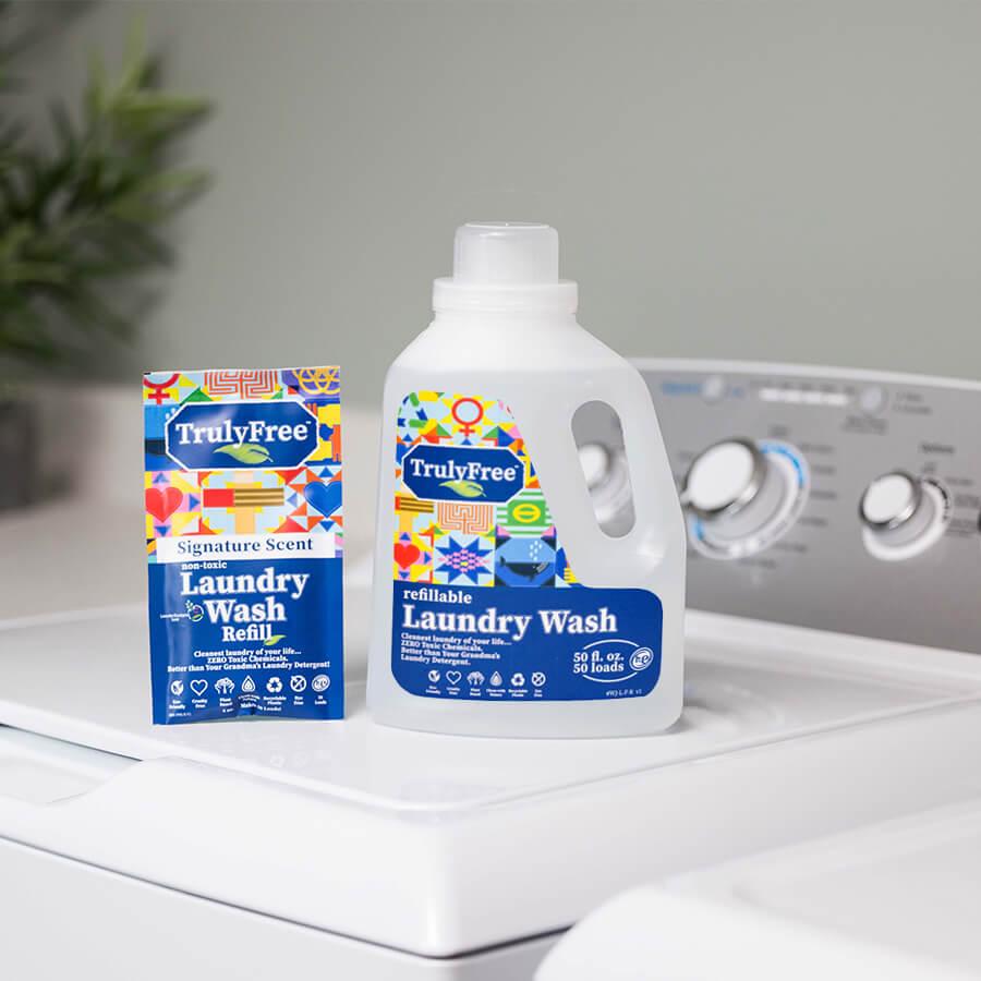 Signature Scent Laundry Wash